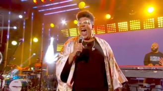 Brittany Howard Was An Absolute Delight Performing The Funky 'History Repeats' On 'Jimmy Kimmel'