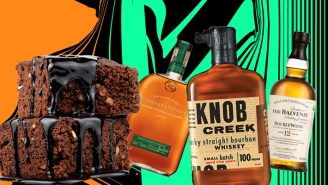It's Time To Finally Decide Which Whiskey Goes Best With Fudge Brownies