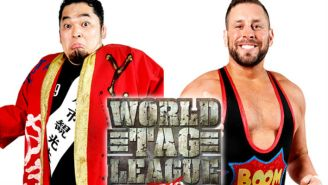 NJPW's 2019 World Tag League Lineup Features Several New Teams And Exposes The Division's Old Issues