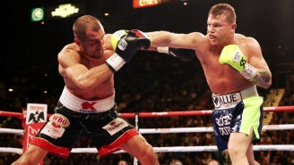 Canelo-Kovalev Delivered A Unique Scene, For Better Or Worse, In Las Vegas