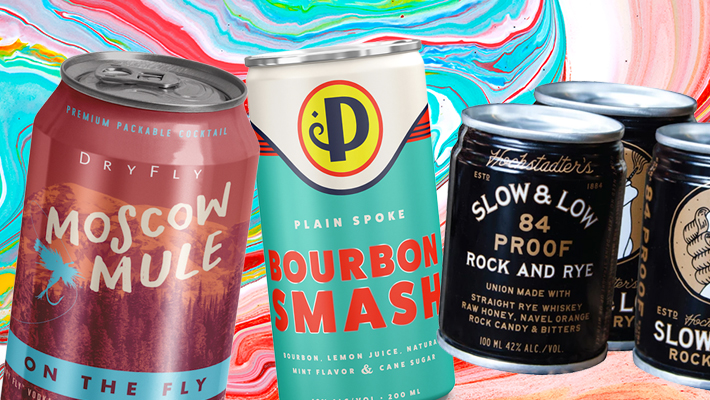 These Canned Cocktails Will Make Holiday Entertaining Merry And Bright