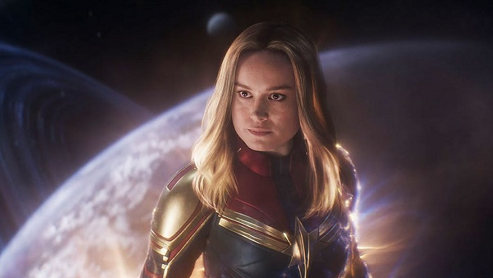 Marvel's Latest Box Set Restores A Lost 'Captain Marvel' Cameo From A Previous 'Avengers' Film