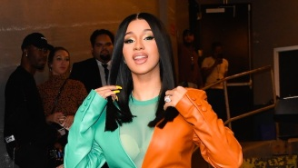 Cardi B Says The Lead Single Of Her Upcoming Album Is Coming 'Real Soon'