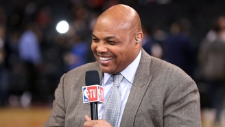 Charles Barkley Was Speechless When Ernie Johnson Told Him He Should Be Better At 'Who He Play For?'