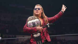 AEW Champion Chris Jericho Now Has His Own Brand Of 'A Little Bit Of The Bubbly'