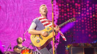 Coldplay Is Not Touring In Support Of 'Everyday Life' For Environmental Reasons
