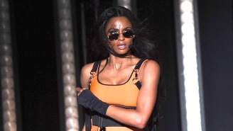 Lupita Nyong'o Really Raps On Ciara's New Song 'Melanin' With City Girls, Ester Dean, And Lala Anthony