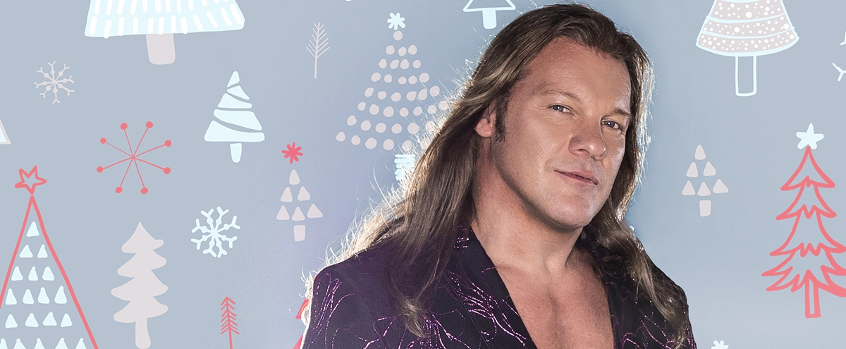 Chris Jericho On His New Christmas Song And That Trump Jr. Podcast: 'I'm Not A Political Guy'