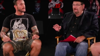 Jim Ross Wasn't 'Big-Time Surprised' That CM Punk Joined WWE Backstage