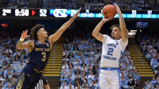 Cole Anthony Set An ACC Record With 34 Points In His Debut For UNC Against Notre Dame