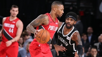 Damian Lillard's 60-Point Explosion Wasn't Enough As The Nets Outlasted The Blazers