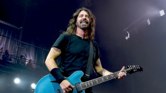 Dave Grohl Says Foo Fighters' 'No Son Of Mine' Is A Tribute To Late Motörhead Frontman Lemmy