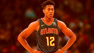 NBA Rookie Watch: De'Andre Hunter Is Emerging In Atlanta