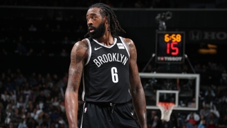 DeAndre Jordan Will Not Join The Nets In Orlando After A Positive COVID-19 Test