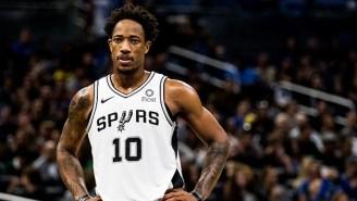 DeMar DeRozan Believes The Spurs 'Still Have An Opportunity' To Turn Their Season Around