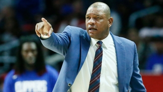 Report: The Philadelphia 76ers Have Hired Doc Rivers As Their New Head Coach