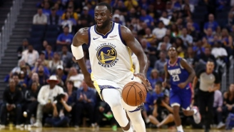 Draymond Green Says The Warriors' 2015 Title Was The Most 'Gratifying'