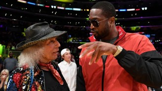Dwyane Wade Says He's 'Peacefully Retired' After Watching LeBron James Beat The Heat