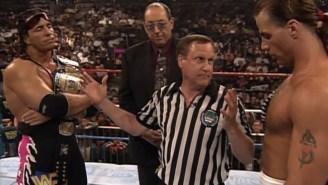 Earl Hebner Says Working For WWE Feels Like Prison