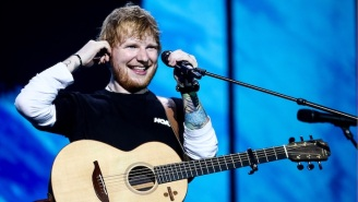 Ed Sheeran Appears In A New 'Star Wars' Teaser, So Rumors Of His 'Episode IX' Cameo May Be True