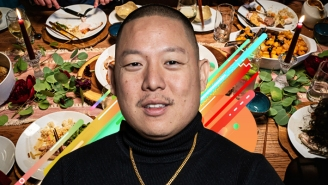 Chef Eddie Huang Talks About Thanksgiving Through The Lens Of An Immigrant American