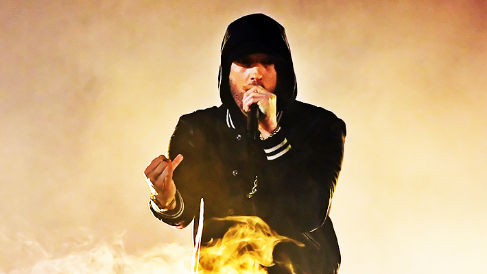 Why Eminem's Recent Leaks — And Their Regressive Takes — Aren't Surprising Anyone