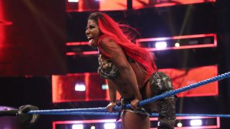 WWE's Ember Moon Explained Why She Hasn't Been Wrestling