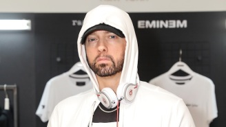 Eminem's Producer Says The Rapper Is Busy Recording New Music