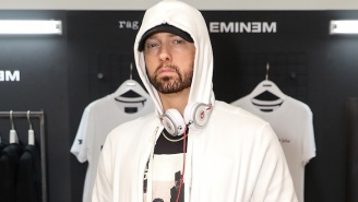 Eminem Releases Another Surprise Album, 'Music To Be Murdered By,' Featuring Juice WRLD