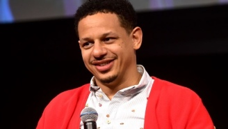 Eric Andre's New Show 'Rapper Warrior Ninja' Puts A Bonkers Twist On Rap Battles