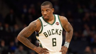 Eric Bledsoe 'Had To Laugh Off' His Mistake Dribbling The Ball In On An Inbounds Play