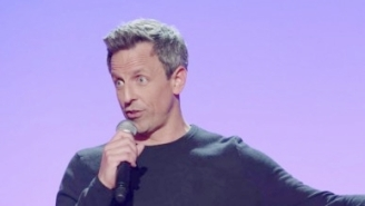 Netflix Will Let Viewers Skip The Trump Jokes In Seth Meyers' Comedy Special