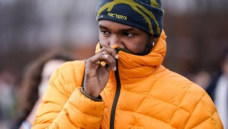 Frank Ocean Debuts Arca's Skepta-Featuring 'Little Demon' Remix During The Latest 'Blonded Radio'