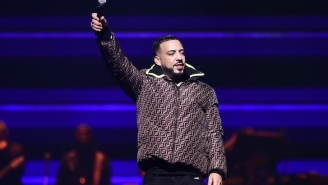 French Montana Leaves The ICU With A Celebratory Instagram Post