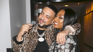 Megan Thee Stallion Shares A Heartwarming Video Of Herself Visiting French Montana In The Hospital