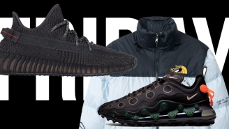 SNX DLX: The Best New Sneaker and Apparel Drops For Thanksgiving Week
