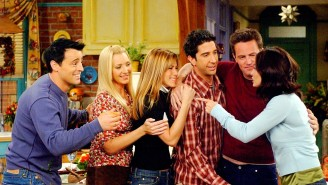 A 'Friends' Reunion Is Reportedly In Development For HBO Max, But There's A Catch