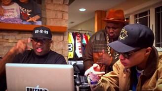 Guru's Son Raps His Verses In Gang Starr's Nostalgic 'Bad Name' Video Featuring Spice Adams