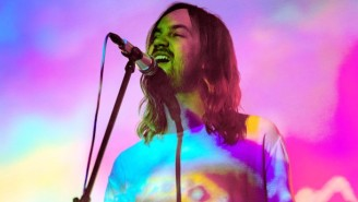 Kevin Parker Peels Back The Psychedelic Layers Of A Tame Impala Track In An Acoustic Performance