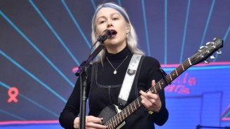 Phoebe Bridgers Infuses Her Own Style Into A Cover Of Bright Eyes' 'First Day Of My Life'