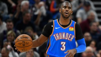 Chris Paul Says 'We're Just Gonna Keep' Social Justice At The Forefront In The NBA's Bubble