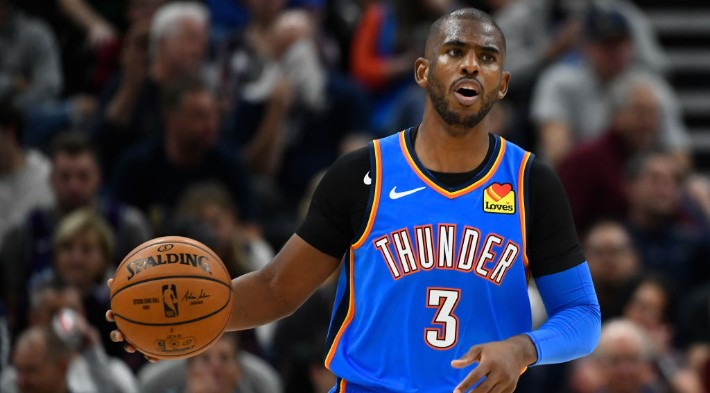 Chris Paul Opened Up To Kevin Hart About His Trade From The Rockets