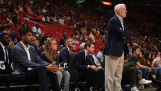 Spurs Coach Gregg Popovich Called On White People To Speak Out Against Racism 'No Matter What The Consequences'
