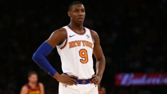 R.J. Barrett's Form Is Better With His Right Hand, But Is More Comfortable Shooting With His Left