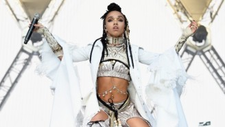 FKA Twigs Crafts A Hypnotic Soundscape On The Haunting 'Sad Day'