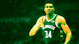 Giannis Antetokounmpo Has No Ceiling