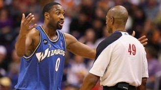 Gilbert Arenas Explained How He Was Suspended For His Gun Dance, Not Bringing Guns In The Locker Room