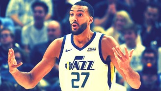 Rudy Gobert Wants The Utah Jazz To Get Him More Involved On Offense