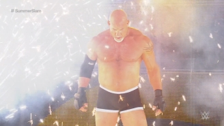 Bill Goldberg Says Another WWE Return Is A 'Very Good Possibility'