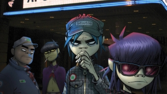 A Gorillaz Documentary Featuring Some Of Their Biggest Collaborators Is Coming To Theaters For One Day Only